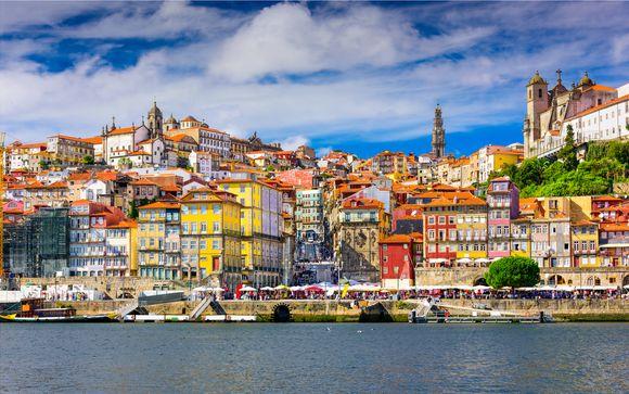 Viaggio in treno tra Porto e Lisbona