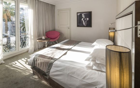 Hotel Le Canberra 4*