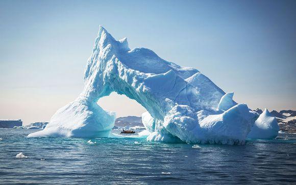 Arctic Express - Groenlandia