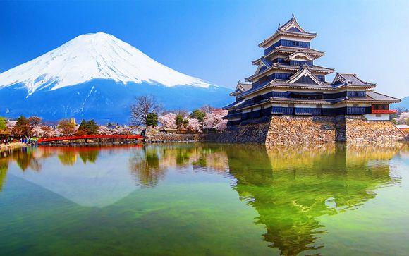 Tour tra le città e le Alpi del Giappone