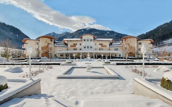 Alpenpalace Luxury Hideaway & Spa Retreat 5*