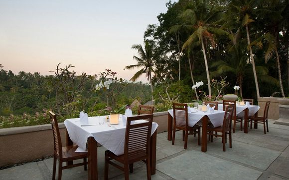 Ubud - Jannata Resort & spa 4*