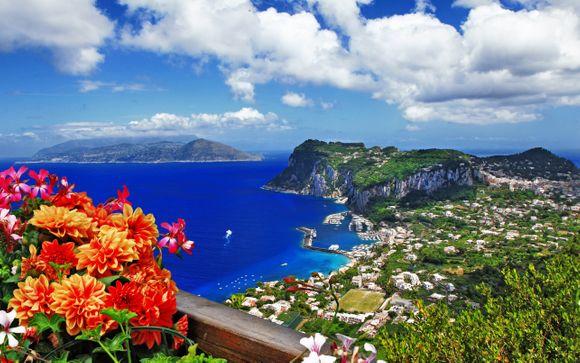 UNAHOTELS Napoli 4* + Hotel Ascot Sorrento 4*