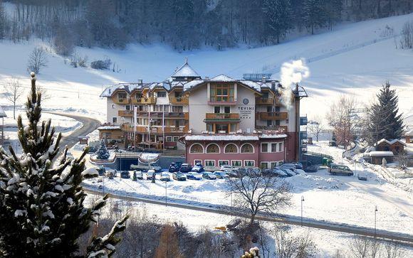 Tevini Dolomites Charming Hotel 4*