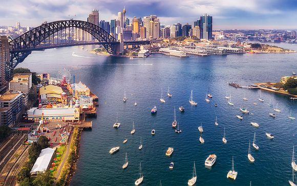Aggiungete delle opzioni alla vostra fuga a Sydney