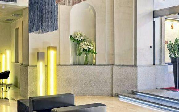 L'Hotel NH Collection Madrid Palacio de Tepa 5*