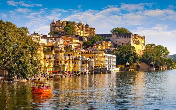Tour privato di 9, 11 o 13 notti attraverso il Rajasthan