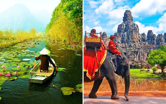 Tour Vietnam + estensione in Cambogia