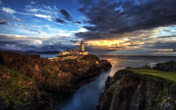 Itinerario Irlanda da Sud a Nord