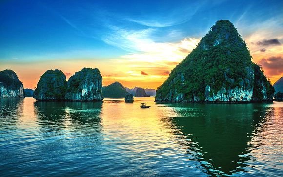Tour Vietnam + soggiorno mare