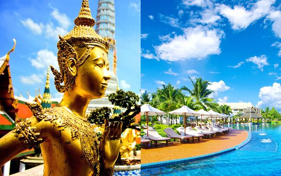 Sheraton Royal Orchid 5* & Sofitel Krabi Golf & Spa Resort 5*