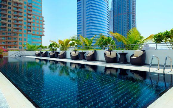 Mövenpick Hotel Jumeirah Lakes Towers a Dubai
