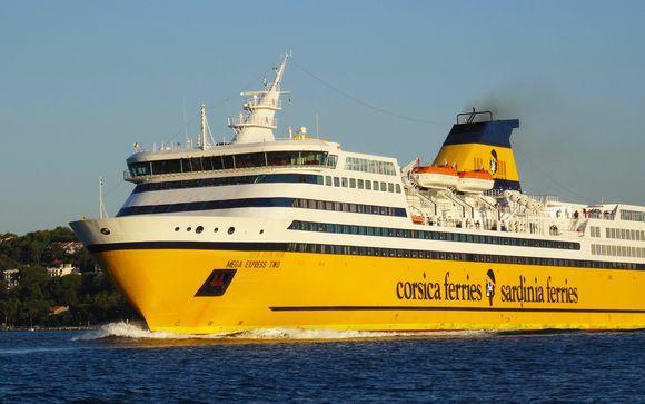 Traghetto Sardinia Ferries