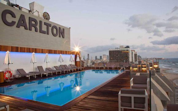 Carlton Tel Aviv 5*