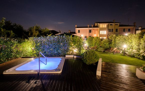Il Wine Hotel San Giacomo Activity & Wellness 4*