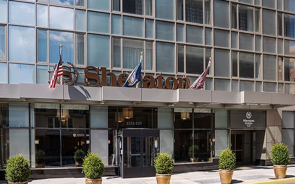 New York - Sheraton Brooklyn New York 4*
