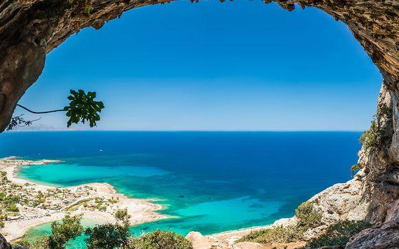 Relax e All Inclusive in 4* situato sulla spiaggia Missiria