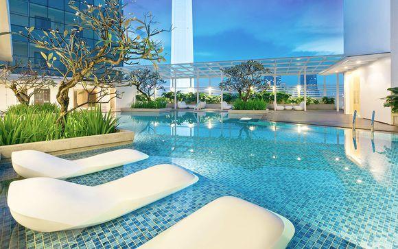 Oasia Suites Kuala Lumpur 4* + Royale Chulan Penang 4* + Berjaya Langkawi 4*