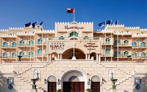 Il Muscat Grand Hyatt Hotel 5*