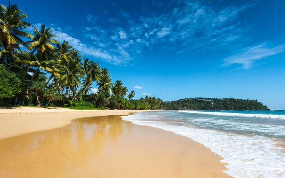 Welkom op Sri Lanka