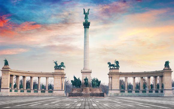 Welkom in...Boedapest, Paleisdistrict