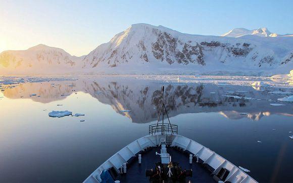Welkom op... Antarctica!