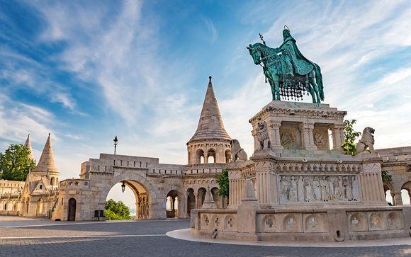Welkom in... Boedapest!