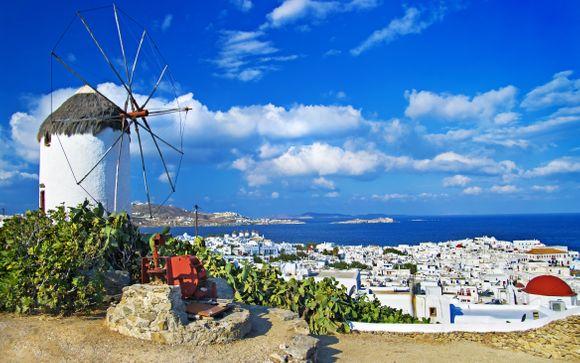 Welkom in... Mykonos