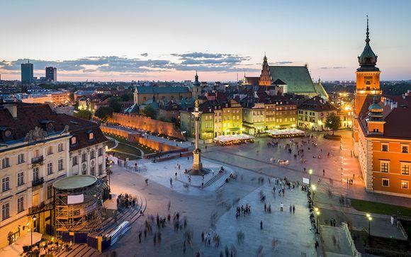 Welkom in Warsaw