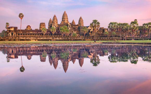 Welkom in...Siem Reap