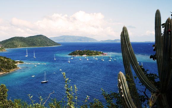 Tortola Dream Premium Cruise