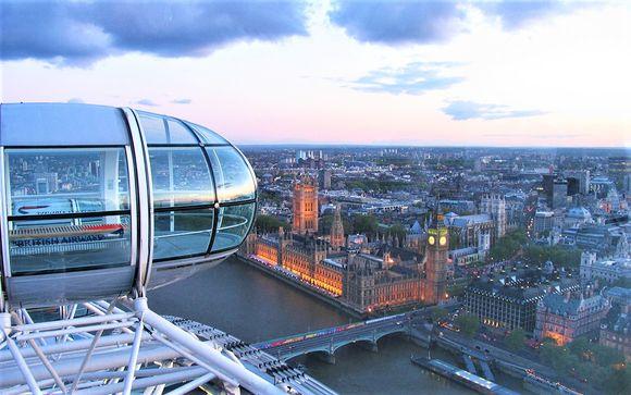 Gemakkelijk aan te sluiten in Londen