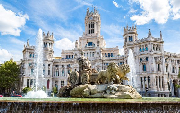 Welkom in ... Madrid!