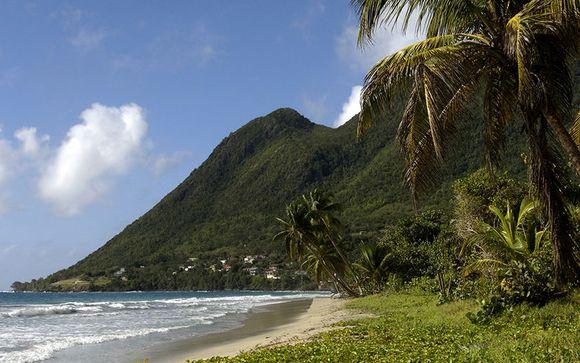Welkom op... Martinique