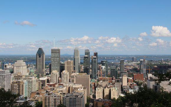 Uw inbegrepen excursies in Montreal