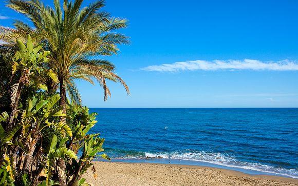 Uw programma voor 8 dagen / 7 nachten: roadtrip met strandverlenging van 3 nachten