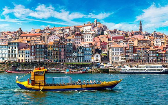 Toegang tot de Quinta da Boeira met proeverij en cruise langs de 6 bruggen van de Douro