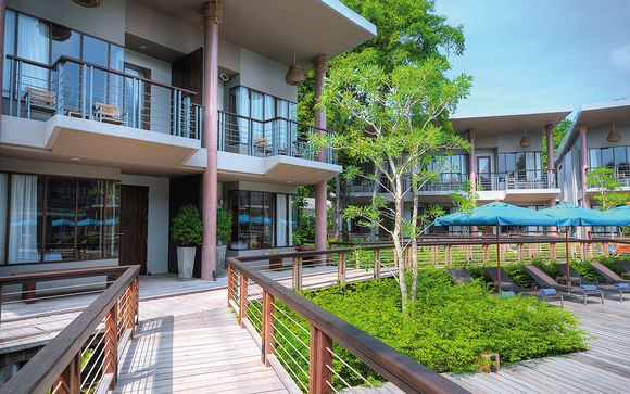 Sai Kaew Beach Resort 4*