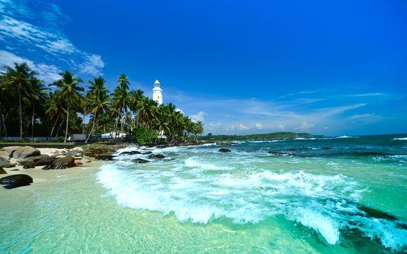 Welkom in... Bentota, Sri Lanka!