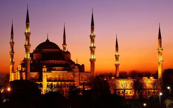 Welkom in...Istanbul