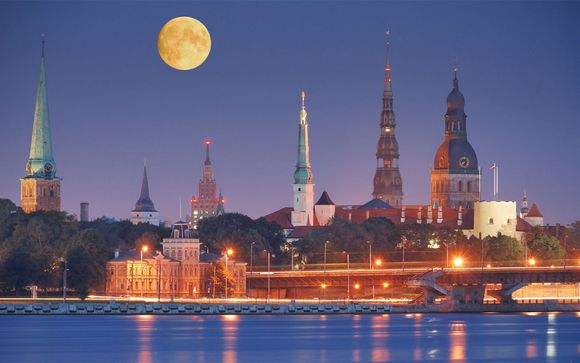 Welkom in... Riga