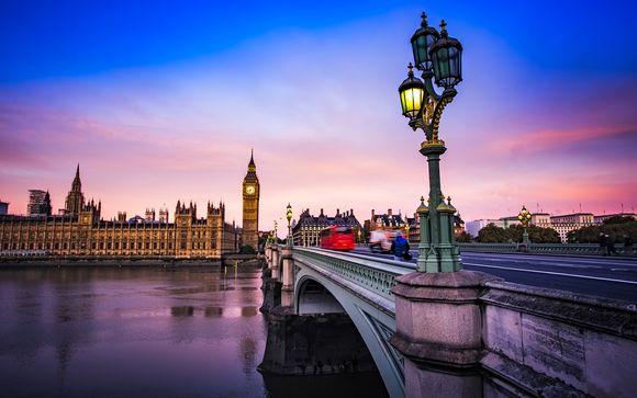 Welkom in...Londen!