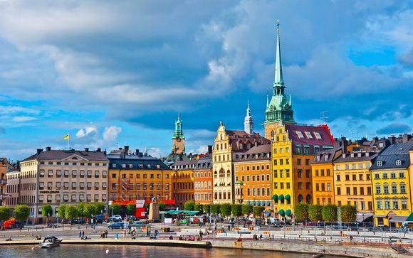 Welkom in... Stockholm!
