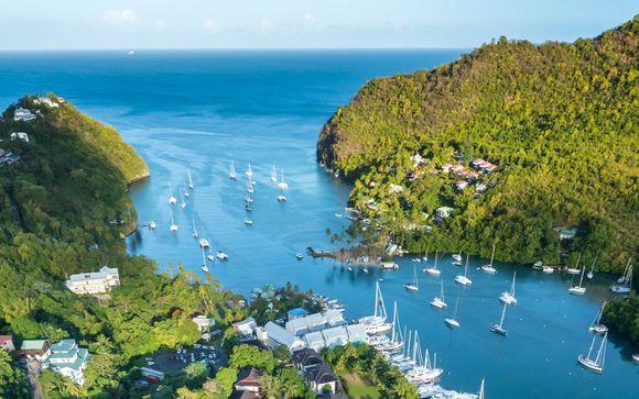 Welkom op... Saint Lucia