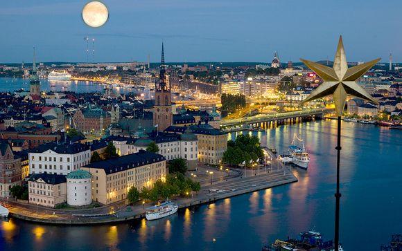 Welkom in... Helsinki en Stockholm