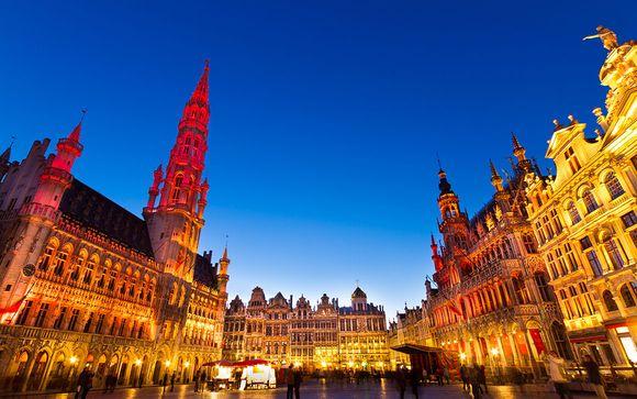 Welkom in... Brussel