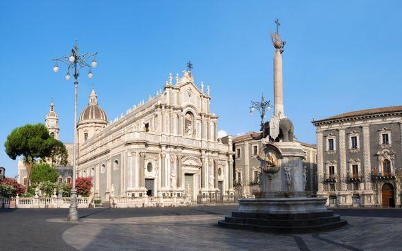 Welkom in... Catania