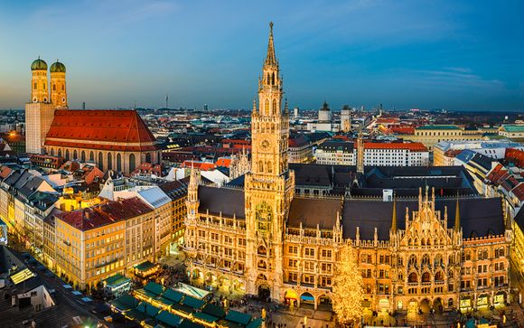 Welkom in... München!