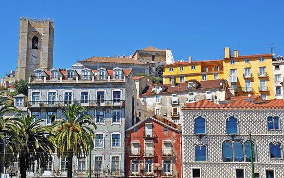 Welkom in... Lissabon!