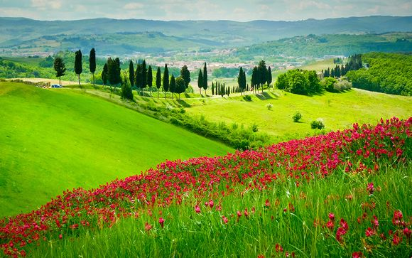 Welkom in Toscane...